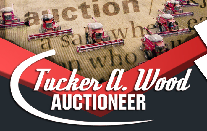 Tucker A. Wood Auctioneer